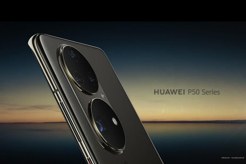 Huawei P50 kamera