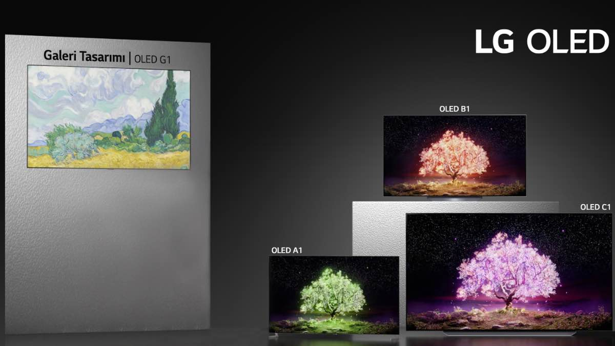 LG 2021 OLED TV