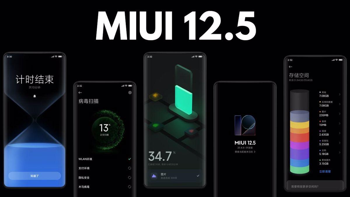MIUI 12.5 sorunları