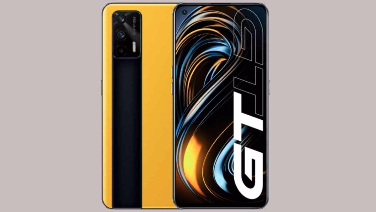 Realme GT 5G Türkiye