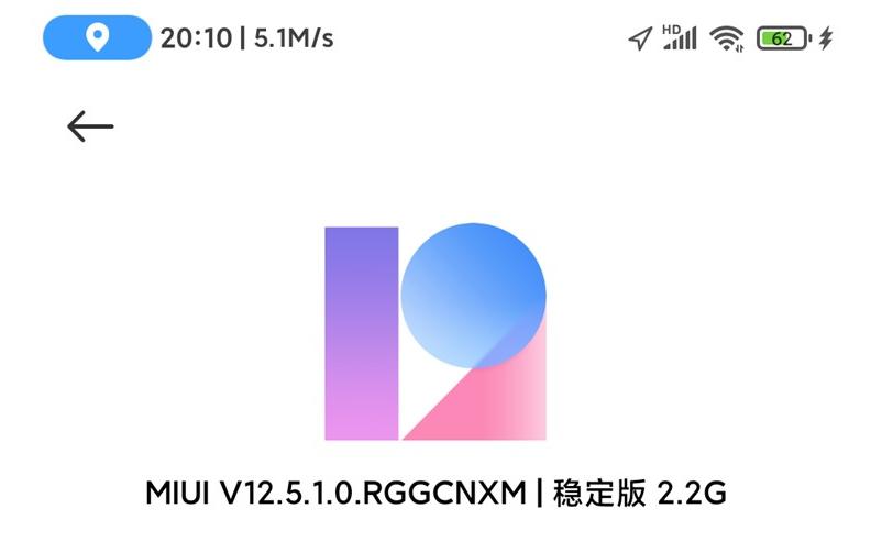 Redmi Note 8 Pro için MIUI 12.5