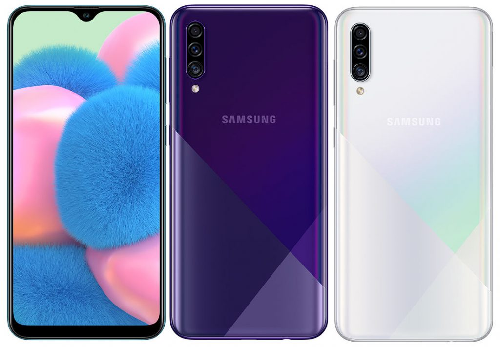 Galaxy A30s için Android 11