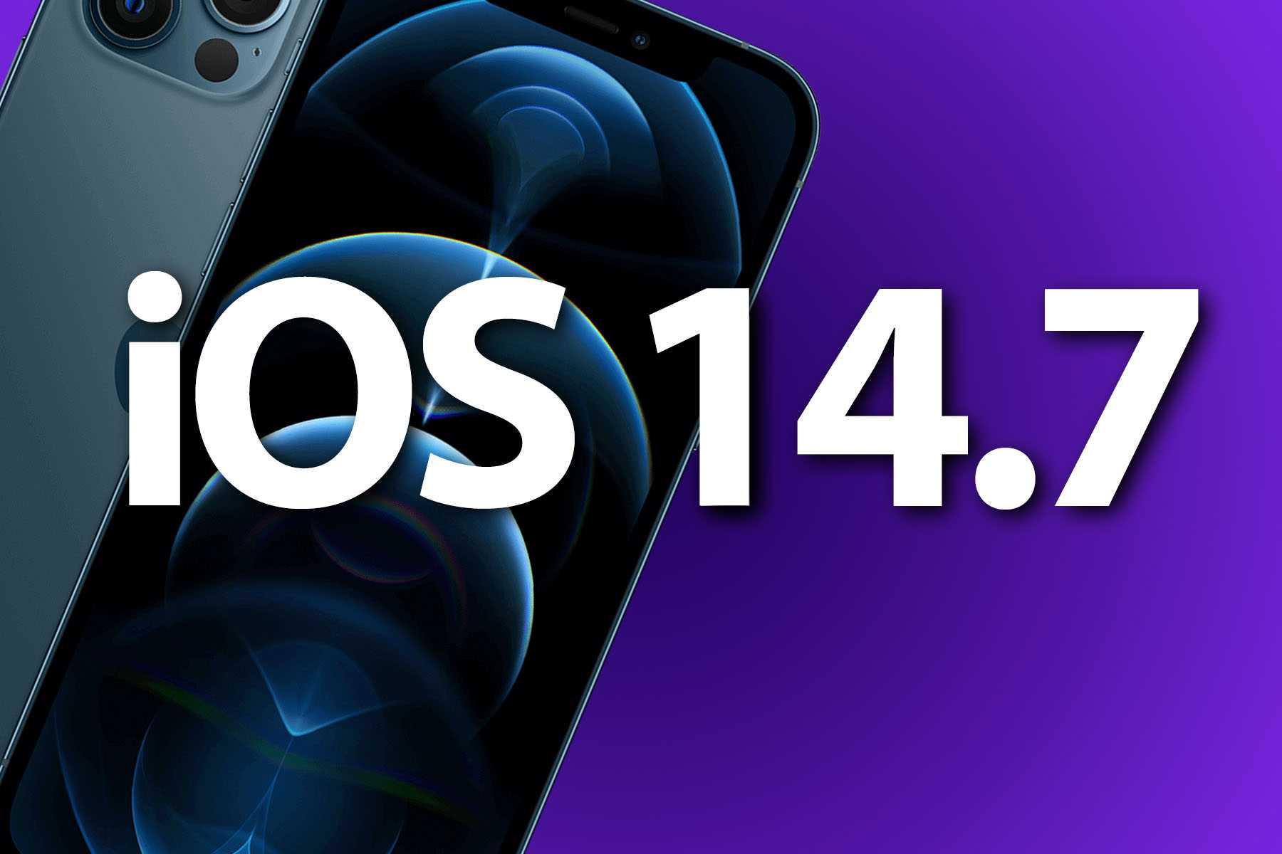 Apple iOS 14.7