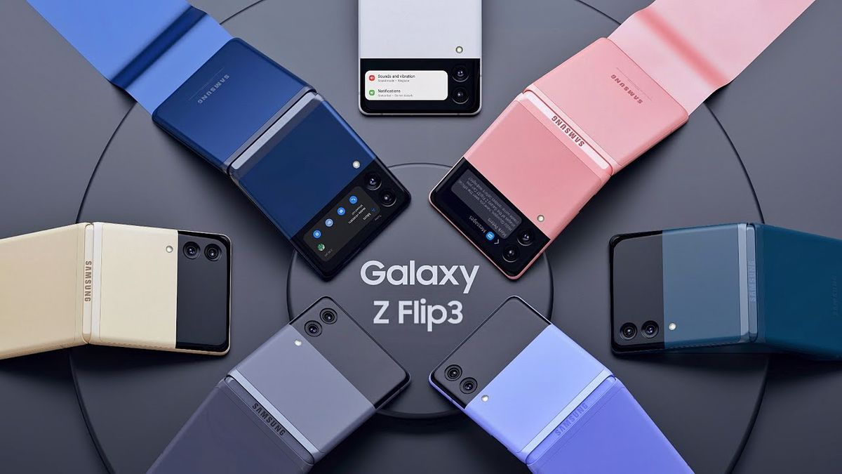 Galaxy Z Flip 3 Lite