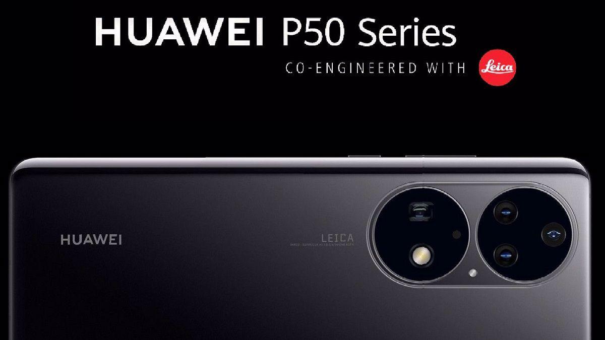 Huwei P50 ve P50 Pro