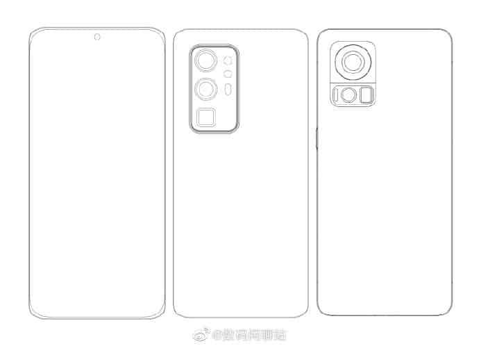Xiaomi Mi 11T serisi bu tasarımlardan birine sahip olabilir