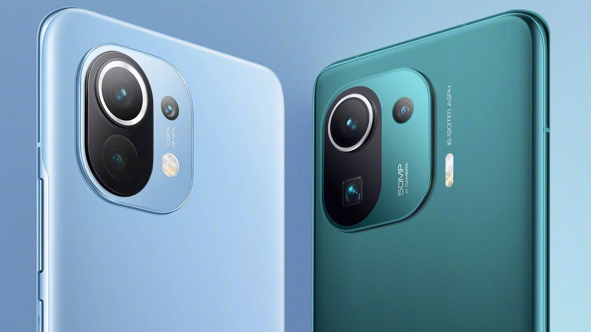 Xiaomi Mi 12 kamera