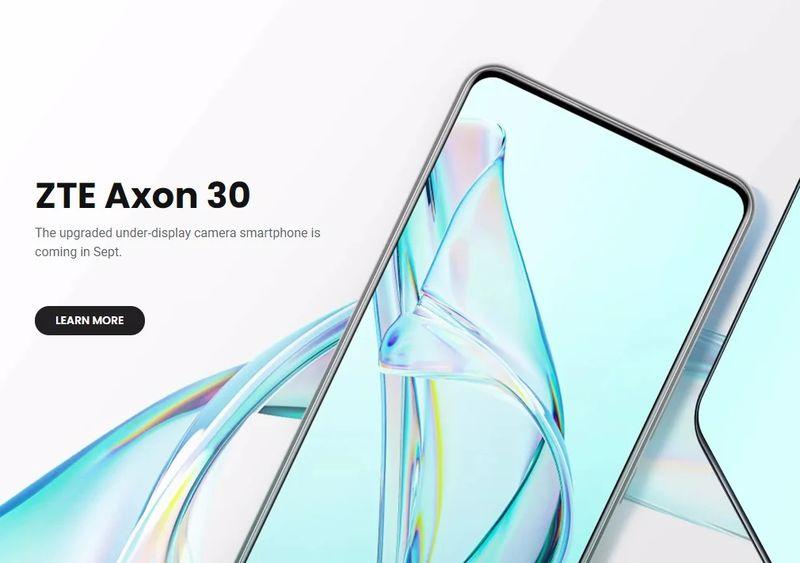 ZTE Axon 30 RAM