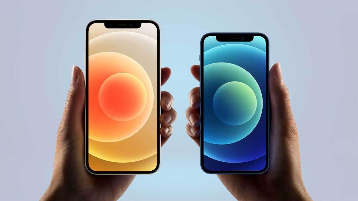 iPhone 13 ve iPhone 12