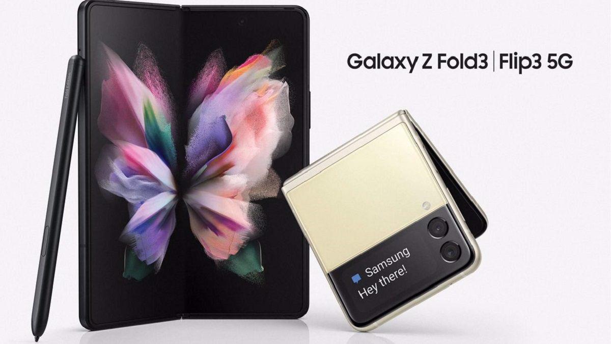 Galaxy Z Fold 3 Ve Z Flip 3