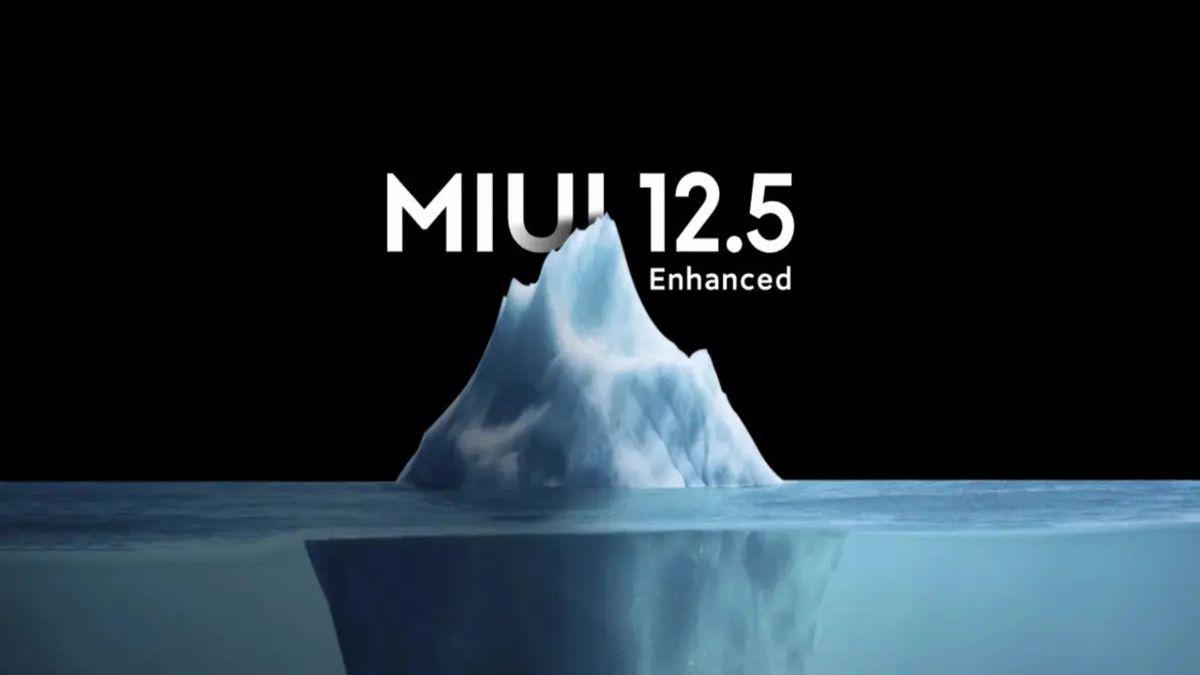 MIUI 12.5 Enhanced