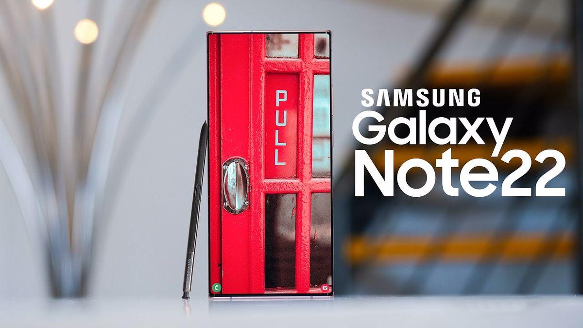 Galaxy Note 22