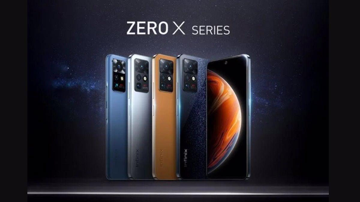 Infinix Zero X Serisi