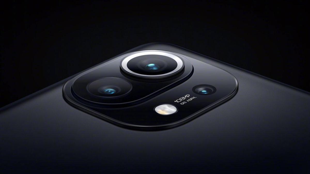 Xiaomi Mi 11'in kamera tasarımı