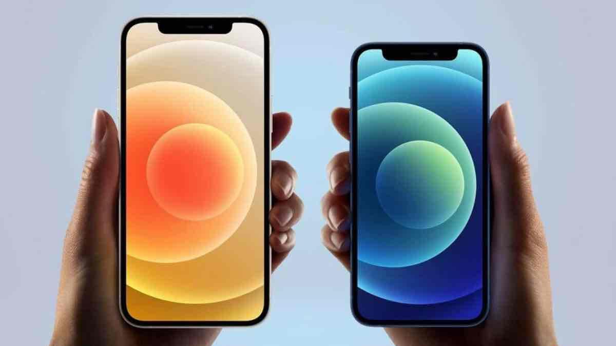 iPhone 13 - iPhone 12
