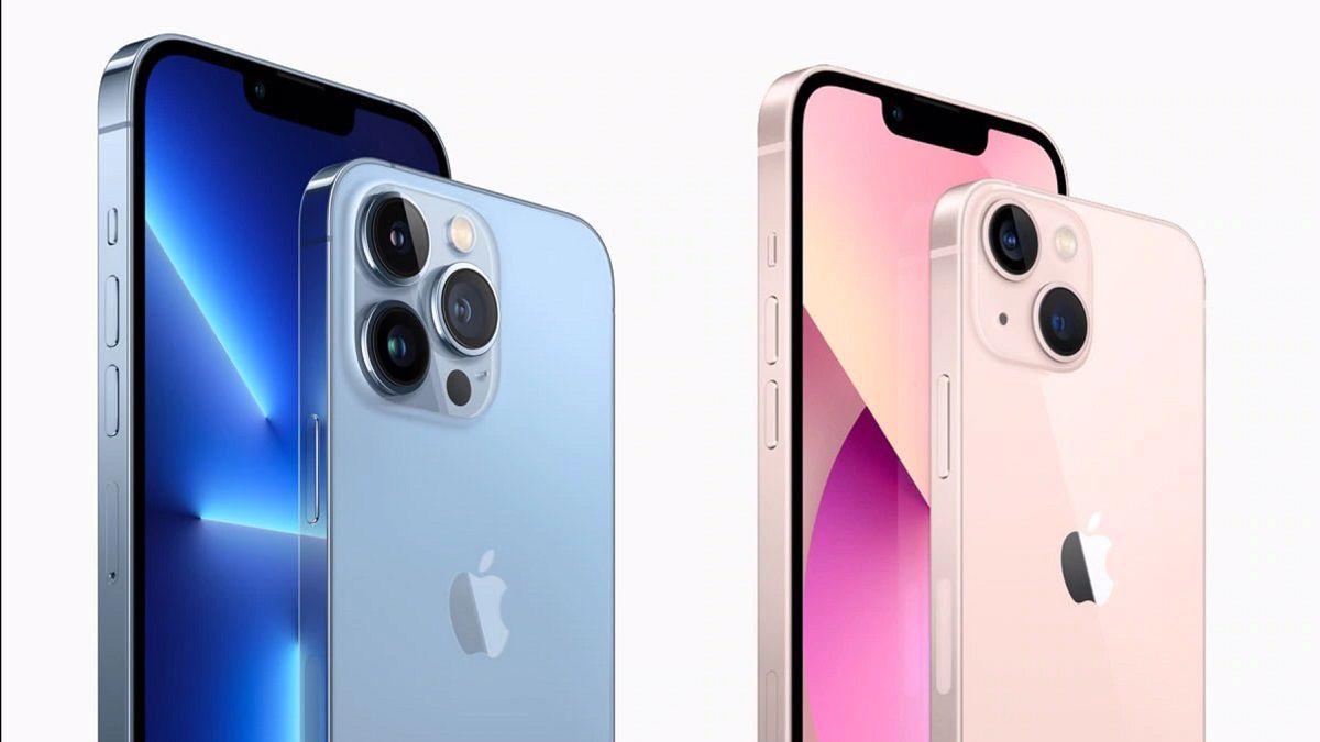 iPhone 13 ve iPhone 13 Pro